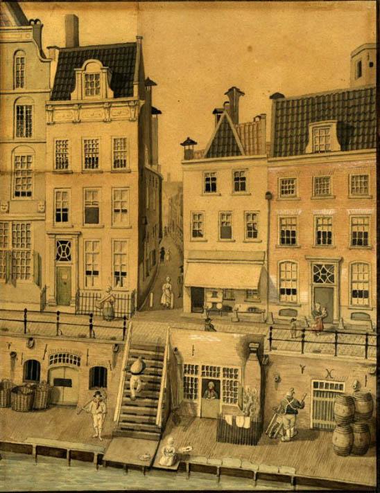 Oudegracht 115, Utrecht